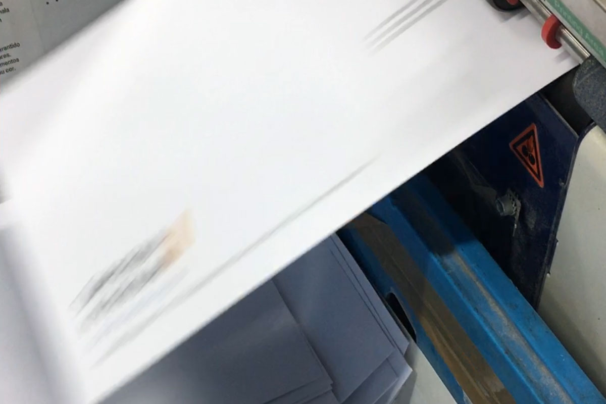 Trycksaker - Insamlingsbrev
