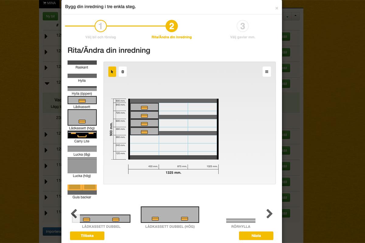 Hemsida och webapplikation - BOB System AB